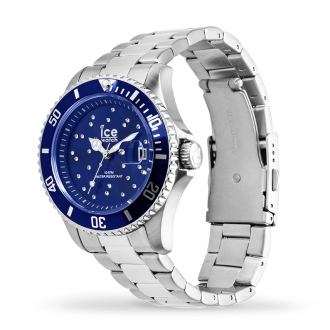 Montre Ice-Watch ICE STEEL Bleu cosmos silver 016773
