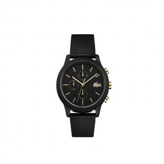 Montre Lacoste bracelet silicone noir 2011012