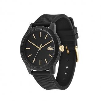 Montre Lacoste bracelet silicone noir 2011010