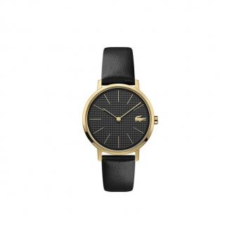 Montre Lacoste bracelet cuir noir 2001079