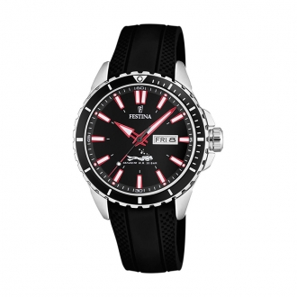 Montre Homme Festina The Originals noire F20378/2