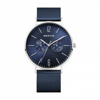 Montre Homme BERING Classic bleue 14240-303
