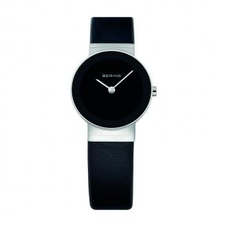 Montre Femme BERING Classic cuir noir 10126-402