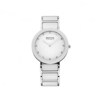 Montre Femme BERING Classic blanche 11435-754