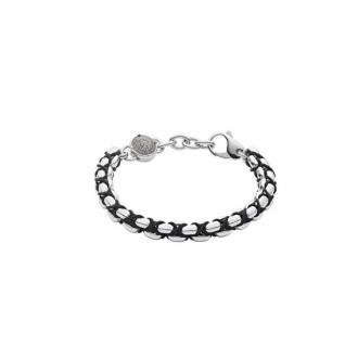 Bracelet Diesel stackables en acier DX1180040