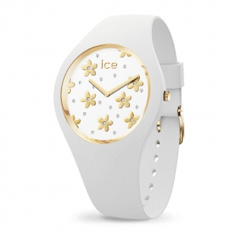 Montre Ice-Watch flower blanche medium 016667