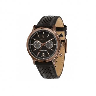 Montre Homme Maserati legend cuir noir R8871638001