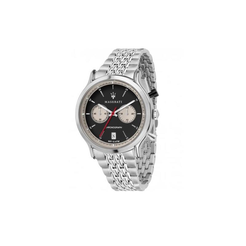 Montre Maserati homme lEGEND acier argenté R8873638001