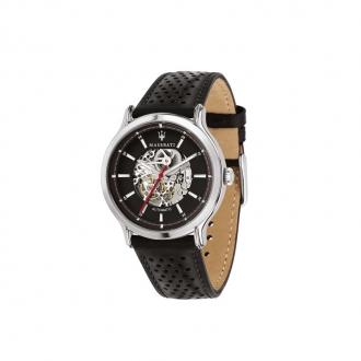 Montre Homme Maserati legend cuir noir R8821138001