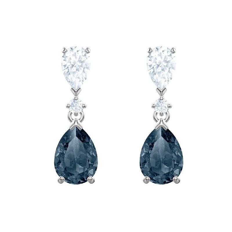 Boucles d'oreilles Swarovski pendantes 5452579