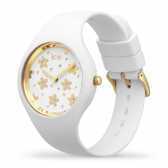 Montre Ice Watch Ice flower Precious White Small 016658