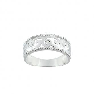 Carador - Bague OR 750/000 et Diamant