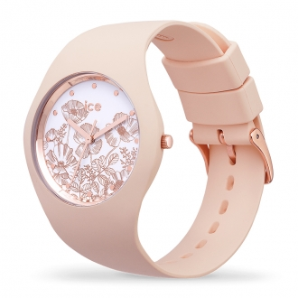Montre Ice Watch Ice flower Spring Nude Small 016663