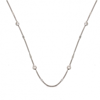 Collier Finesse Silver Pop en argent 925/000
