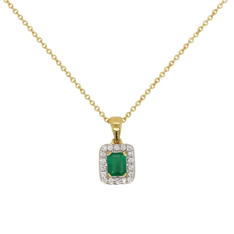joaillerie collier diamant