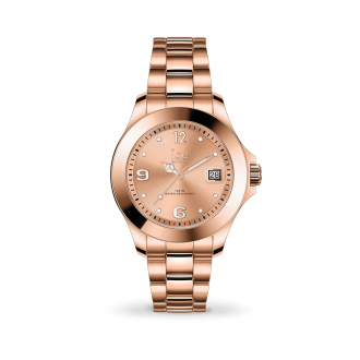 Montre ICE-WATCH ICE Steel rose gold Small 017321
