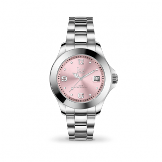 Montre ICE-WATCH ICE Steel light pink Small 017320