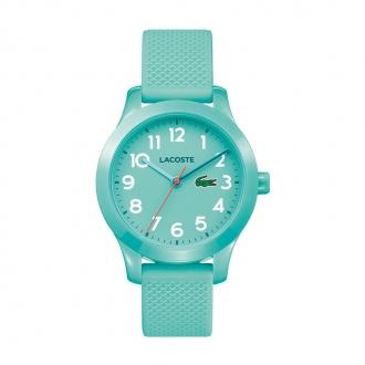 Montre Enfant 12.12 Lacoste silicone Turquoise 2030005