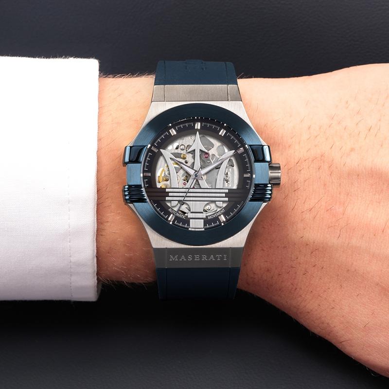 Montre Potenza Maserati homme R8821108028