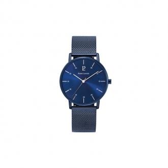 Montre Homme Pierre Lannier  acier bleu 203F466