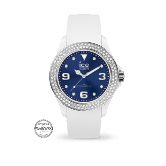 Montre ICE-WATCH ICE White depp blue 017234 SMALL
