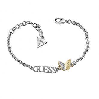 Bracelet Femme Guess Mariposa papillon doré UBB83015A-S