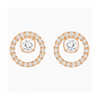 Boucles d'oreilles Swarovski Creativity Circle Small 5199827