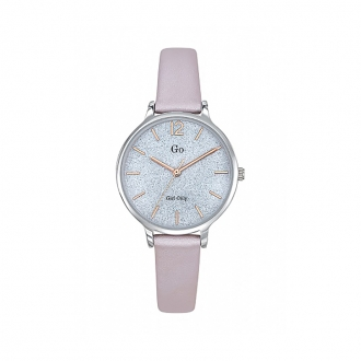 Montre Miss Délice Go Girl Only cuir rose clair 699212