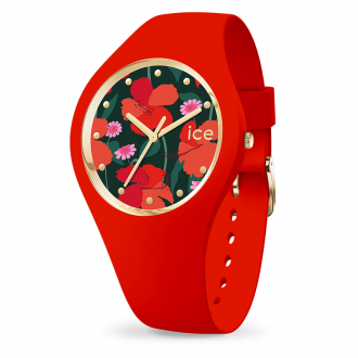 Montre Ice Watch Ice flower Floral Passion Taille S 017576
