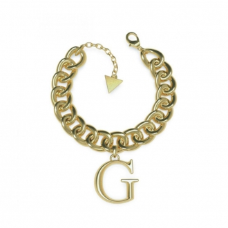 Bracelet avec pendentif G de la marque Guess