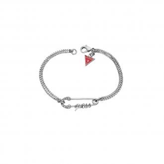 Bracelet Guess argenté UBB80810