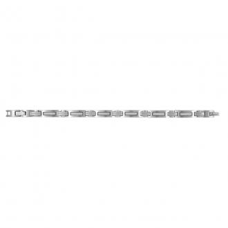 Phebus - Bracelet Acier et carbone 35-0611-B