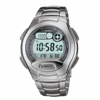 Montre Casio W-752D-1AVES