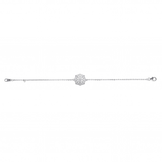 Bracelet Carador Argent 925/000 Arabesque 18 cm