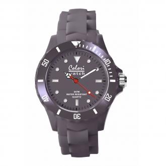 Montre Colori 5-COL007 gris 40mm