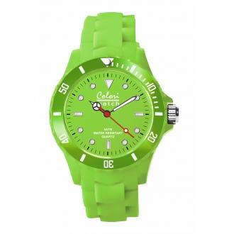 Montre Colori 5-COL012 vert 40mm