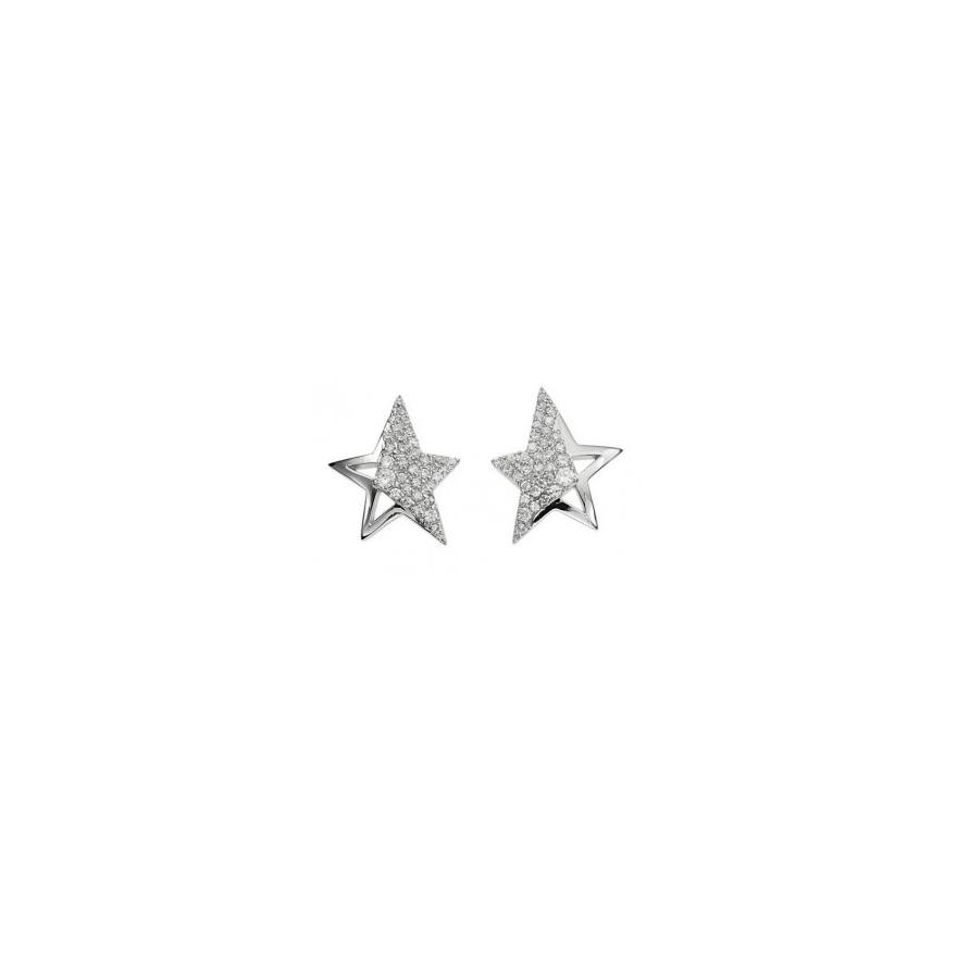Thierry mugler boucles d 39 oreilles etoile t31101z pour femme for Thierry mugler miroir des envies
