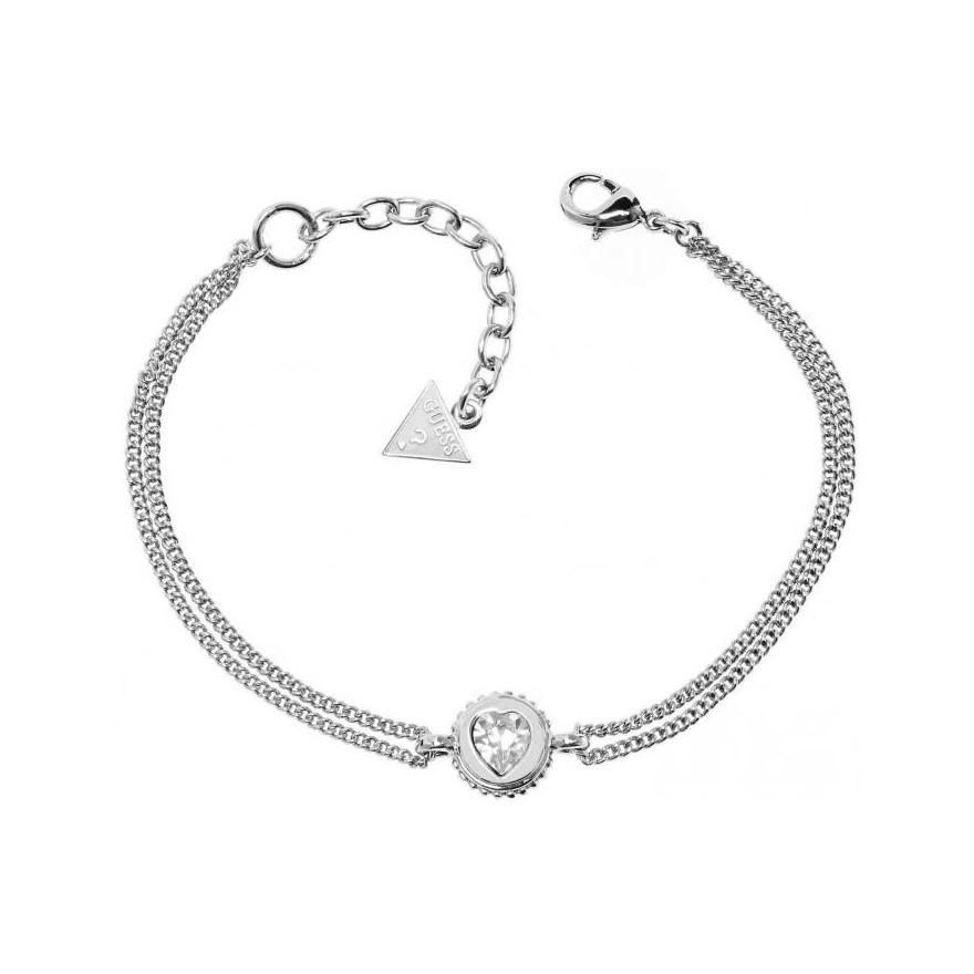 Bracelet Guess coeur UBB21530 pour FEMME 2b2f50ee503