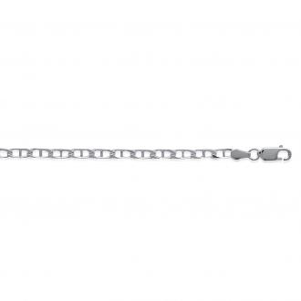 Bracelet Carador argent 925/000 maille marine