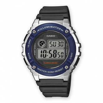Montre Casio Collection W-216H-2AVEF