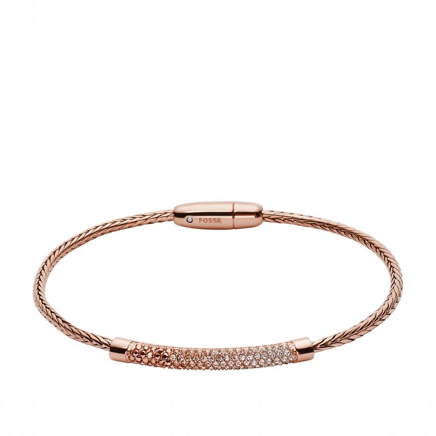bracelet fossil femme ja6766791 pour femme. Black Bedroom Furniture Sets. Home Design Ideas