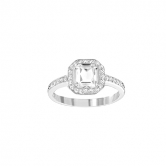Bague Swarovski Attract Light Square 5139643