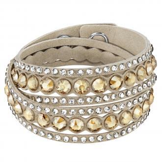 Bracelet Swarovski Slake beige 5201121