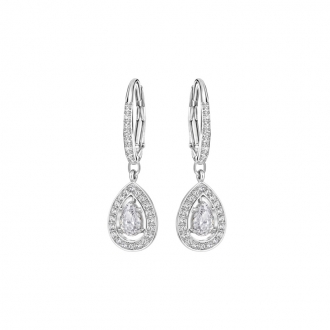 Boucles d'oreilles Swarovski Attract Light Pear 5197458